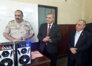 المحرصاوي يثمن تدريس مادة التربية العسكرية لطلاب جامعة الأزهر
