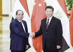 تفاصيل لقاء الوفد المرافق للرئيس الصيني وجمعية رجال الأعمال المصريين