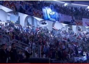 بث مباشر| مؤتمر جماهيري باستاد القاهرة لدعم الرئيس السيسي