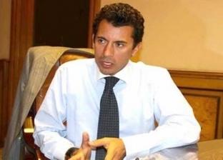 """وزير الرياضة يكشف تفاصيل عودة """"صالات الجيم"""""""