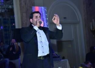 """أحمد شيبة لـ""""رمضان"""": """"أخويا وحبيبي وبتشرف أكون جزء صغير من أعماله"""""""