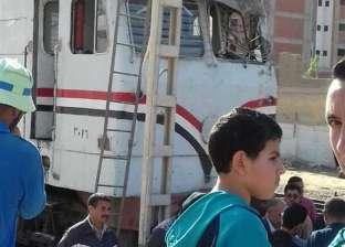 وزير النقل: سبب حادث قطاري الإسكندرية عدم تحديث منظومة الإشارات