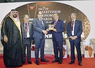 مجلس الوحدة الاقتصادية العربية يمنح «حسن حسين» لقب أفضل رئيس مجلس إدارة