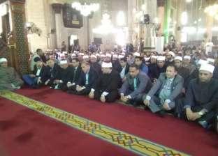 وزير الأوقاف يلقي خطبة الجمعة من مسجد الصحابة في شرم الشيخ