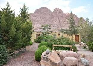 المخيمات البدوية.. مقصد السياح للراحة في سانت كاترين