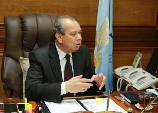 """محافظ كفرالشيخ يحيل نحو 100 موظف بـ""""الصحة"""" للتحقيق بينهم 54 طبيبا"""