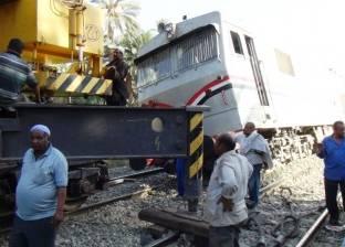 """إخلاء سبيل سائق """"قطار أسوان"""" ومساعده"""