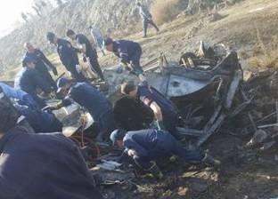 """""""أمن الإسكندرية"""": هروب سائق السيارة النقل المتسبب بحادث الأتوبيس"""