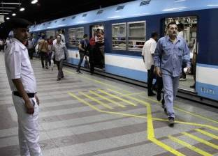 """رئيس """"مترو الأنفاق"""": حركة القطارات منتظمة ونتابع 1529 رحلة يوميا"""