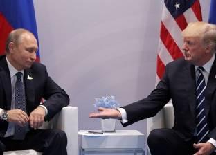 دونالد ترامب: سألتقي الرئيس الروسي خلال جولتي الأوروبية الشهر المقبل