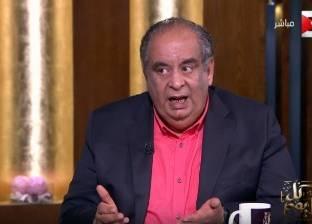 """يوسف زيدان """"ميكس"""".. شكك في وطنية عرابي ورفض التبرع لـ""""قناة السويس"""""""