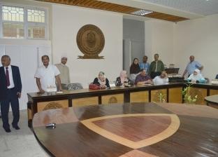 نائب رئيس جامعة الأزهر لأساتذة أسيوط: التدريب يرتقي بالمستوى التعليمي