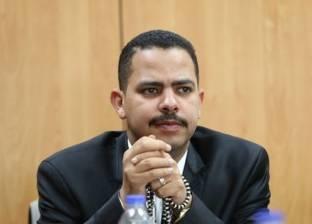 """رئيس حزب """"مستقبل وطن"""" يعقد اجتماعا بأمانة أسيوط"""
