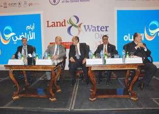 وزير الري: اختلاط مياه البحر والنيل يهدد أراضي بالغرق