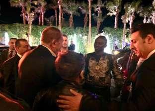 عاجل.. ساديو ماني يصل مقر إقامته في الغردقة (صور)