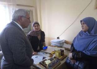 شاروبيم في زيارة مفاجئة للمطرية: حل مشاكل المواطنين على رأس أولوياتي