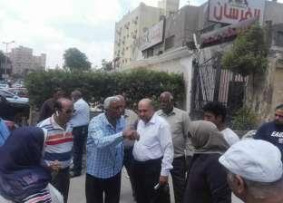 بدء المرحلة الثانية من نقل أكشاك شارع السودان إلى موقف ميدان لبنان