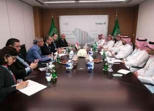 """وزير الاتصالات يلتقي نظيره السعودي في مؤتمر """"المندوبين المفوضين"""" بدبي"""