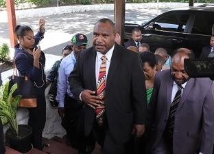 جيمس مارب يؤدي اليمين الدستورية رئيسا لوزراء بابو غينيا الجديدة