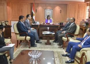 """ممثلو الجهات الحكومية لـ""""مكرم"""": بدأنا تنفيذ توصيات مؤتمر """"مصر تستطيع"""""""
