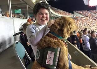 بالصور| كلبة ضمن فريق كرة قدم في باراجواي