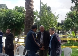 جنازة محمود القلعاوي بمسجد عمر بن عبدالعزيز وغياب تام لنجوم الفن