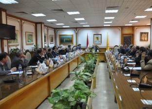 رئيس جامعة المنيا: تطوير المكتبة المركزية تكلف 4 ملايين جنيه