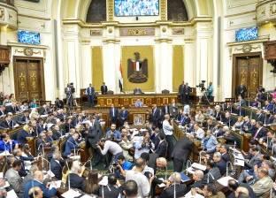 الأمانة العامة بمجلس النواب تستقبل وفداً من كلية القادة والأركان