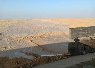 """""""الكومي"""": سيول ضعيفة ضربت بعض مدن جنوب سيناء بسبب الأمطار"""