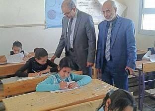 اللجنة الوزارية تحرر محاضر ضد مجلس إدارة مدرسة الليسيه السابق ببورسعيد