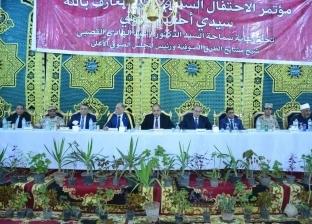 محافظ الغربية: طنطا تستقبل مليوني زائر خلال مولد السيد البدوي
