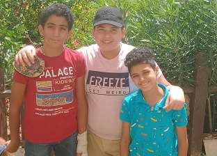 "مهاب وأصدقائه فريق ""ديلفيري"" تحت 14 عاما: ""مش بنوصل سجاير"""