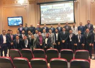 بالصور| «رياضة النواب» تستقبل رؤساء اتحادات الجامعات بحضور عبد الغقار