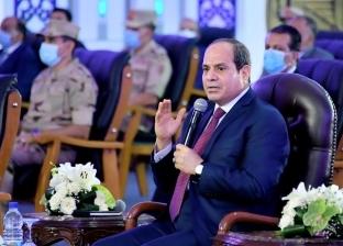 """""""السيسي حارس النيل"""" تريند """"تويتر"""".. ومصريون: ثقتنا بك بلا حدود"""