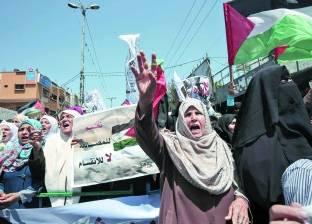 """""""النقل العام"""": ندعم حق الشعب الفلسطيني في العودة وإقامة دولة مستقلة"""