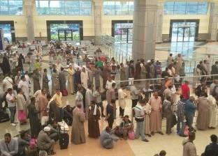 موانئ البحر الأحمر: سفر 110 آلاف راكب من العمالة الموسمية لدول الخليج