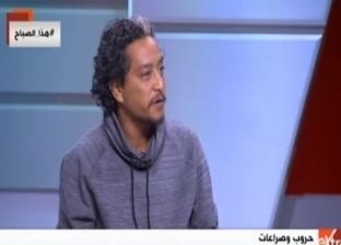 """أحمد مجدي: """"72 فنانًا حول العالم شاركوا في نحت نصب إحياء الإنسانية"""""""