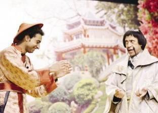 أشرف عبدالباقى: عروض «مسرح مصر» كاملة العدد لـ3 أسابيع مقبلة