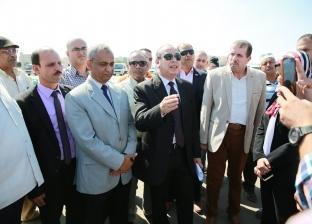 """""""كفر الشيخ"""" تتسلم 39 معدة للنظافة بقيمة 62 مليون جنيه من وزارة البيئة"""