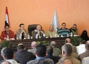 """رئيس مدينة دسوق يناقش شكاوى المواطنين بحضور عضوي """"النواب"""""""