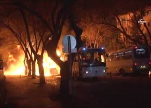 مصدر أمني تركي: منفذ هجوم أنقرة دخل تركيا في 2014