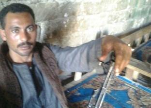 """الأمن يواصل ضرباته ضد عصابة """"خط الصعيد"""" في قنا"""