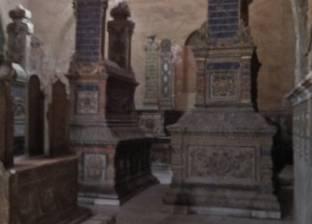 """""""الآثار"""" تبدأ طرح مشروع دراسات أعمال ترميم مقابر أسرة محمد علي"""