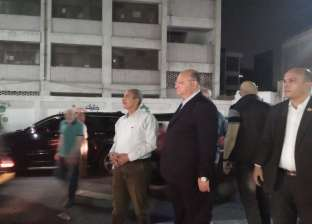 محافظ القاهرة يستدعي رئيس هيئة النظافة لرفع مخلفات الشوارع