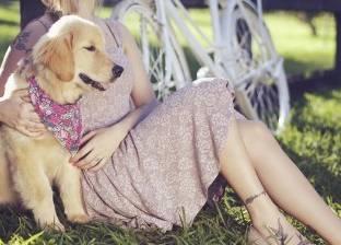 كلبة ترد الجميل لصاحبتها وتنقذها من سرطان الجلد