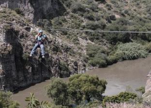 مدينة ملاهي تحاكي الهجرة غير الشرعية في المكسيك