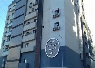 السيسي يفتتح أعمال تطوير المبنى التخصصي بالمعهد الطبي بدمنهور الأحد