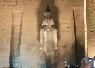 """الإثنين.. الشمس تتعامد على وجه الملك رمسيس الثاني في """"أبو سمبل"""""""