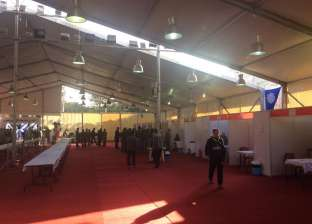 توافد أعضاء الجمعية العمومية للإدلاء بأصواتهم في انتخابات نادي طنطا