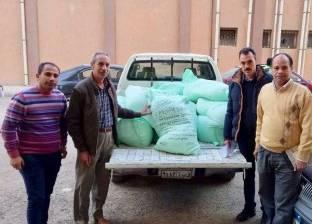 تحرير 60 محضرا لمخابز بلدية مخالفة في المنيا